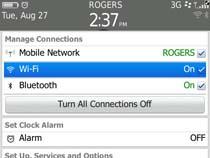 Access uOttawa-WPA wireless with Blackberry OS 6&7 - step 2