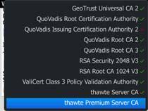 Access uOttawa-WPA wireless with Blackberry OS 6&7 - step 7