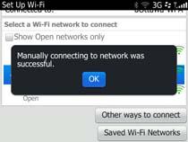 Access uOttawa-WPA wireless with Blackberry OS 6&7 - step 9