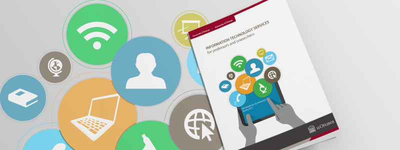 """Image of Document """"Information Technology Services for professors and researchers"""""""