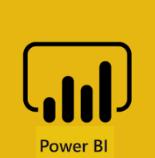 Logo de Power BI de Microsoft
