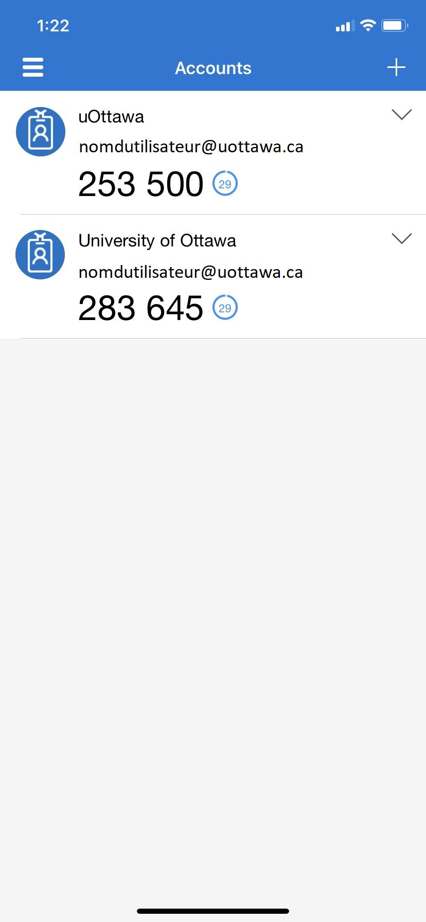 uOttawa, University of Ottawa'