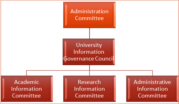 subcomittees information governance council