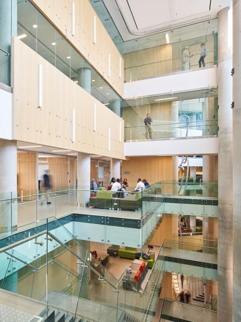 University of Ottawa Atrium
