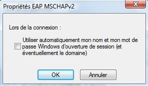 Accéder au réseau sans fil uOttawa-WPA avec Windows Vista - étape 8