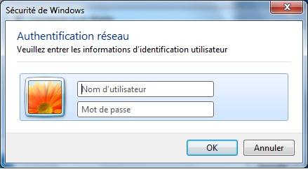 Accéder au réseau sans fil uOttawa-WPA avec Windows 7 - étape 4