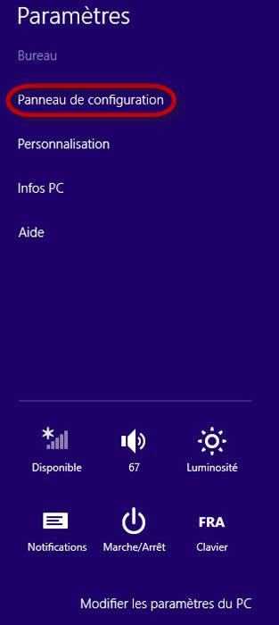 Accéder au réseau sans fil uOttawa-WPA avec Windows 8, configuration alternative - étape 2