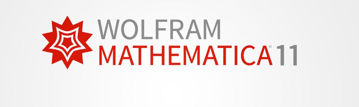 Wolfram Mathematica 11 logo